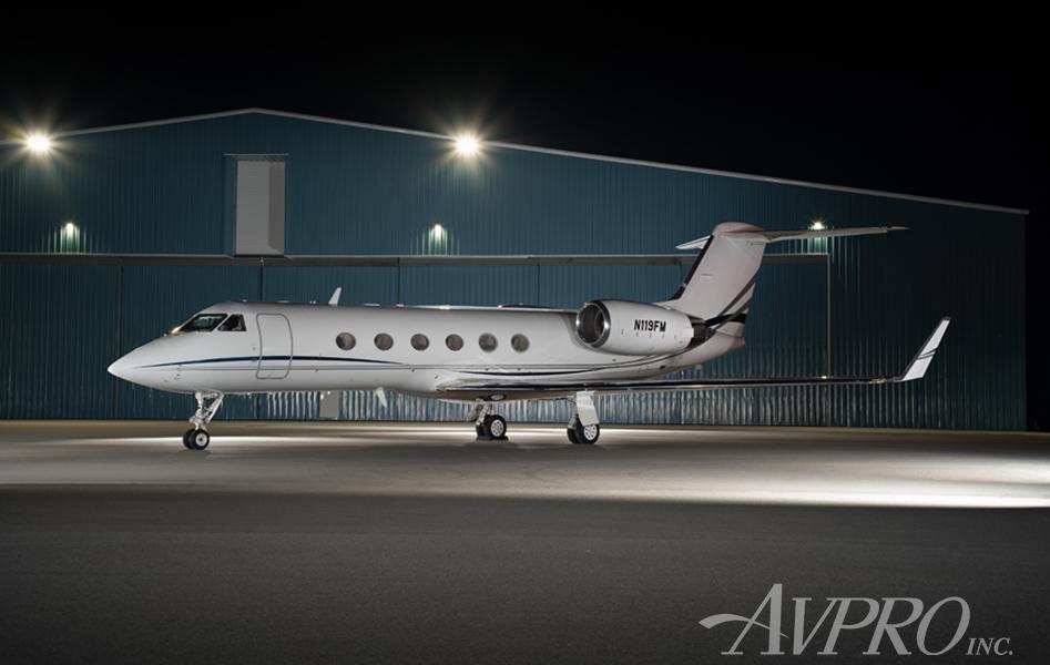 Gulfstream G-IVSP photo