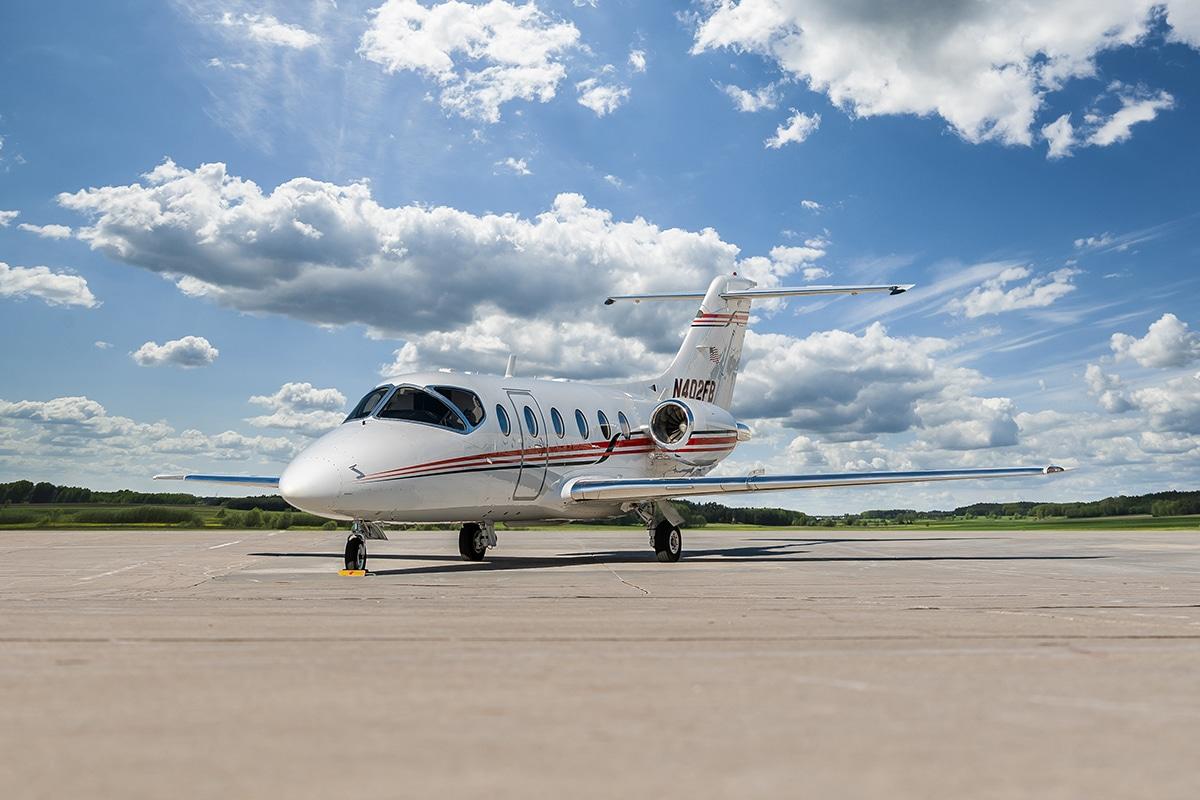 Beechjet 400A photo