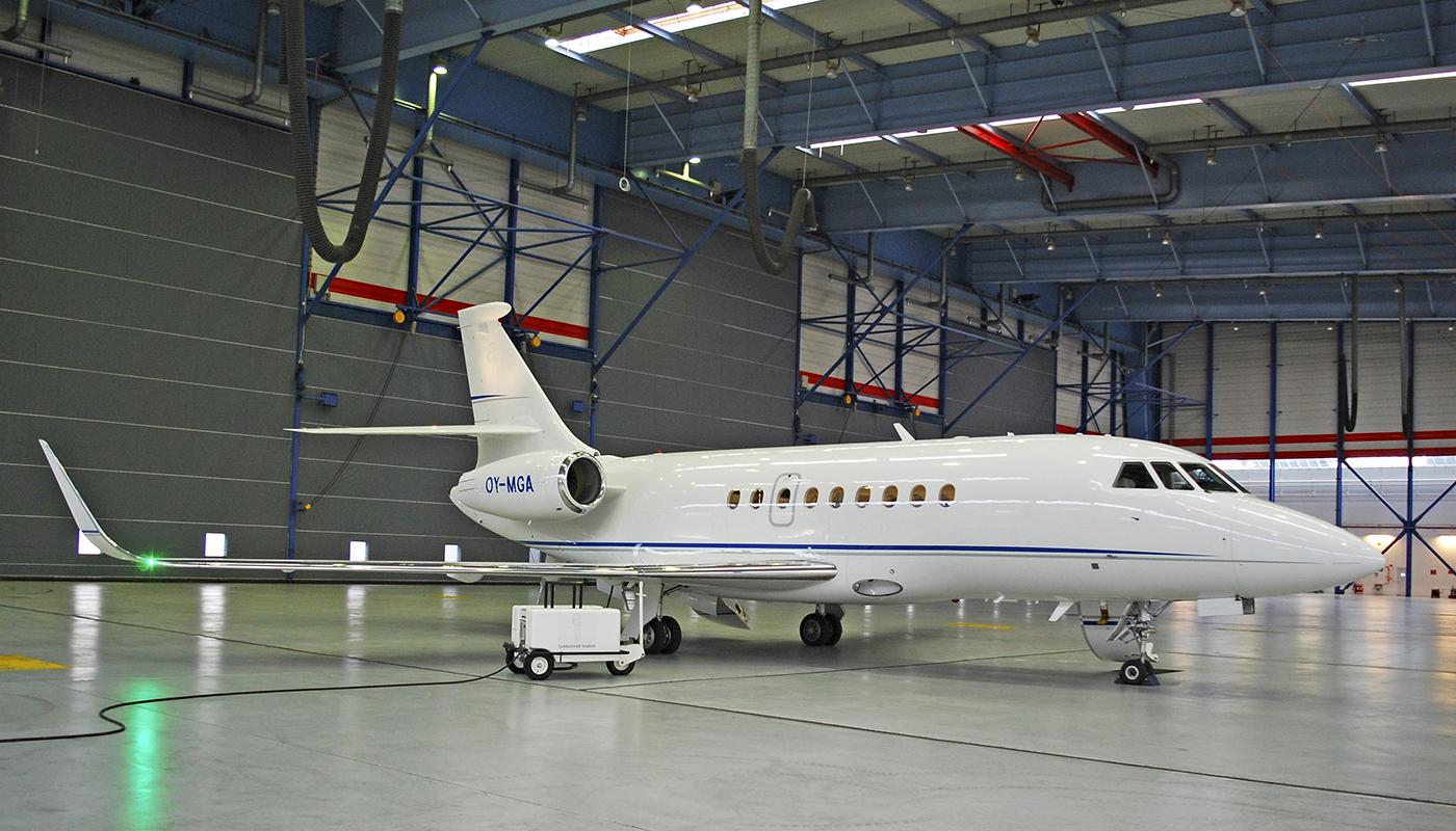 Falcon 2000 LXS photo
