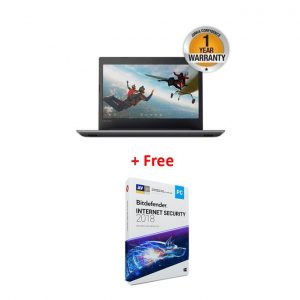 "This is an image for this product - Lenovo IdeaPad 320-15ISK – 15.6"" - Intel Core i5 – 1TB HDD – 4GB RAM – Free DOS – Onyx Black + FREE Bitdefender Internet Security 2018 - Jumia Kenya. This product is available for purchase from Jumia Kenya and is sold by Geetek Technologies."