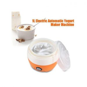 This is an image for this product - Generic 220V 1L Electric Automatic Yogurt Maker Machine Yoghurt DIY Tool Plastic Container(Orange) - Jumia Kenya. This product is available for purchase from Jumia Kenya and is sold by Picture Me Solutions.