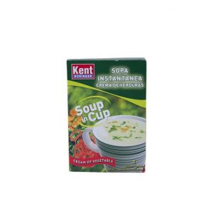 This is an image for this product - Kent Instant Cream Vegetable Soup - 72g (Pack of 4) - Jumia Kenya. This product is available for purchase from Jumia Kenya and is sold by Carrefour.