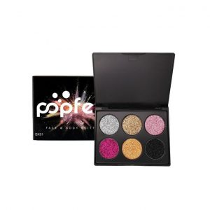 This is an image for this product - Qibest bluerdream-Shimmer Glitter Eye Shadow Powder Palette Matte Eyeshadow Cosmetic Makeup A-Black - Jumia Kenya. This product is available for purchase from Jumia Kenya and is sold by Bluerdream.