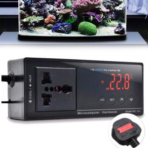 This is an image for this product - Generic 220V Digital Thermostat Temperature Controller Socket for Reptile Aquarium Tank - Jumia Kenya. This product is available for purchase from Jumia Kenya and is sold by BGvaritystore.