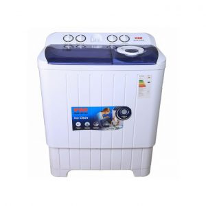 This is an image for this product - VON VALW-07MLB Twin Tub Washing Machine - White - 7Kg - Jumia Kenya. This product is available for purchase from Jumia Kenya and is sold by Hotpoint Appliances Ltd.