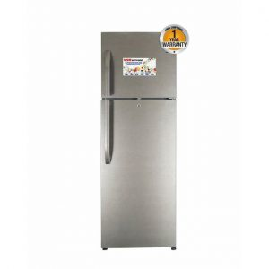 This is an image for this product - VON HRN-312S/VART-31NHS - Double Door Refrigerator - 12.5Cu.Ft - 270 Litres - Dark Silver.. - Jumia Kenya. This product is available for purchase from Jumia Kenya and is sold by Hotpoint Appliances Ltd.