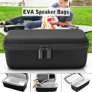 This is an image for this product - Generic EVA Storage Case Carry Cover Box For For Mini Bluetooth Speaker - Jumia Kenya. This product is available for purchase from Jumia Kenya and is sold by One Dream.