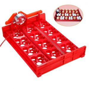 This is an image for this product - Generic 12 Eggs Duck Goose Turner Tray DIY for incubator With 110V AC motor RED - Jumia Kenya. This product is available for purchase from Jumia Kenya and is sold by Meet New.
