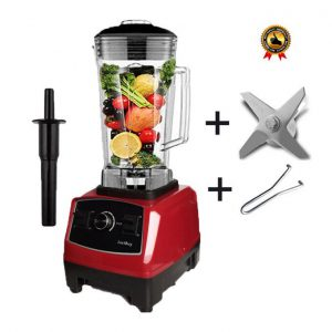 This is an image for this product - Generic 3HP BPA FREE commercial grade home professional smoothies power blender food mixer juicer food fruit processor(888Red blade tool) - Jumia Kenya. This product is available for purchase from Jumia Kenya and is sold by WangQ Shop.