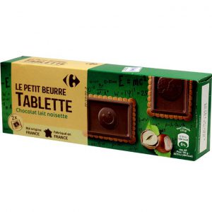 This is an image for this product - Carrefour Hazel Milk Chocolate Pocket Biscuits - 150g - Jumia Kenya. This product is available for purchase from Jumia Kenya and is sold by Carrefour.