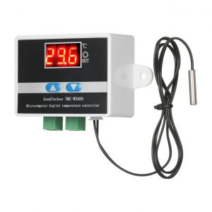 This is an image for this product - Generic GeekTeches TMC-W2000 DC12V 120W High Precision LCD Digital Temperature Controller Thermostat with Waterproof Sensor Probe - Jumia Kenya. This product is available for purchase from Jumia Kenya and is sold by supermall.