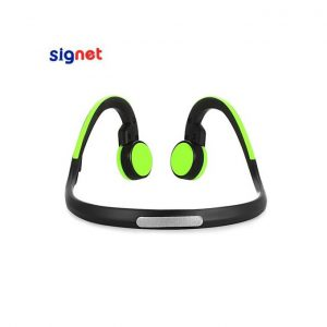 This is an image for this product - Signet Signet BT - BK Bluetooth 4.1 Bone Conduction Headphones - Jumia Kenya. This product is available for purchase from Jumia Kenya and is sold by D-Fancy.
