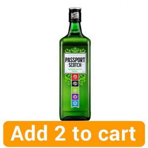 This is an image for this product - Passport Scotch Whisky - 700ml  - Jumia Kenya. This product is available for purchase from Jumia Kenya and is sold by Pernod Ricard Direct.
