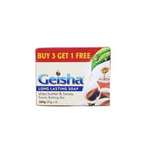 This is an image for this product - Geisha Shea Butter Value Pack - 90gx4 - Jumia Kenya. This product is available for purchase from Jumia Kenya and is sold by Carrefour.