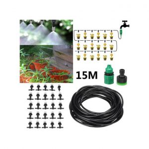 This is an image for this product - Generic Garden Patio Water Mister Air Misting Cooling Micro Irrigation System Sprinkler. - Jumia Kenya. This product is available for purchase from Jumia Kenya and is sold by Fly Cow.
