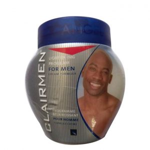 This is an image for this product - Angel Clairmen Lightening Program For Men Skin Bleaching Whitening - Jumia Kenya. This product is available for purchase from Jumia Kenya and is sold by Exclusive Sales.