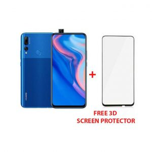 This is an image for this product - Huawei Y9 Prime 2019 - 128GB+4GB (Dual SIM), Blue + FREE 3D SCREEN PROTECTOR - Jumia Kenya. This product is available for purchase from Jumia Kenya and is sold by Asra Mobile.