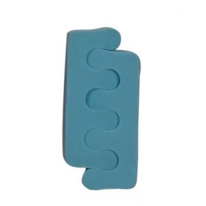 This is an image for this product - Nailycious Pedicure Toe Separators Light Blue - 1 Pair - Jumia Kenya. This product is available for purchase from Jumia Kenya and is sold by NAILYCIOUS.