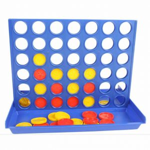 This is an image for this product - Generic Bingo Board Game Four In A Row Line Connecting - Jumia Kenya. This product is available for purchase from Jumia Kenya and is sold by ILYANAS CREATIONS.