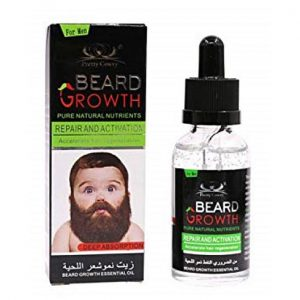 This is an image for this product - Pretty Cowry Beard Growth Oil For Men 40ml - Jumia Kenya. This product is available for purchase from Jumia Kenya and is sold by CARL D.