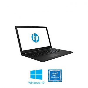 """This is an image for this product - HP 15 Notebook -15.6"""",Intel Celeron-4GB RAM+500GB HARD DISK+WINDOWS 10+MS OFFICE+ AVG ANTIVIRUS - Black - Jumia Kenya. This product is available for purchase from Jumia Kenya and is sold by Marvel Phones."""