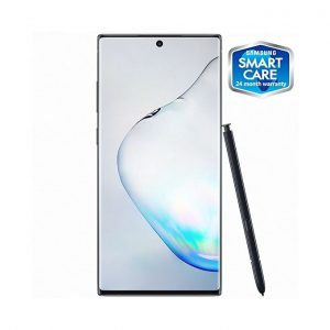 This is an image for this product - Samsung Galaxy Note 10 - 6.3'' - 256GB - 8GB RAM (Dual SIM) - Black - Jumia Kenya. This product is available for purchase from Jumia Kenya and is sold by Rodenshar Enterprises.