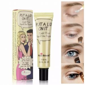 This is an image for this product - Kiss Beauty Put A Lid On It - Eyelid Primer - Jumia Kenya. This product is available for purchase from Jumia Kenya and is sold by MelaBeauty Store.