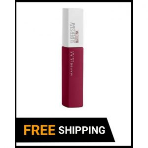 This is an image for this product - Maybelline Superstay Matte Ink Liquid Lipstick - 115 Founder - Jumia Kenya. This product is available for purchase from Jumia Kenya and is sold by L'Oreal.