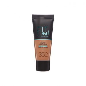 This is an image for this product - Maybelline Fit Me Matte And Poreless Foundation -352 Truffle - Jumia Kenya. This product is available for purchase from Jumia Kenya and is sold by L'Oreal.