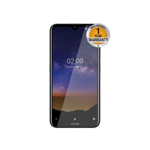 "This is an image for this product - Nokia 2.2, 5.71"", 16GB + 2GB (Dual SIM), Black - Jumia Kenya. This product is available for purchase from Jumia Kenya and is sold by KM KENYA ELECTRONICS."
