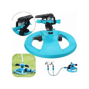 This is an image for this product - Generic 360° Rotating Lawn Sprinklers Auto Watering Garden Plant Yard Irrigation System. - Jumia Kenya. This product is available for purchase from Jumia Kenya and is sold by Fly Cow.