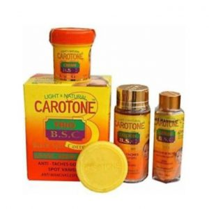 This is an image for this product - Carotone CAROTONE LIGHT & NATURAL TRIO SET - Jumia Kenya. This product is available for purchase from Jumia Kenya and is sold by beautyblogkenya.