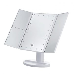 This is an image for this product - Generic USB/Battery Operated Tri-Folded LED Vanity Table Makeup - Jumia Kenya. This product is available for purchase from Jumia Kenya and is sold by GearUp Store.