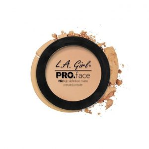 This is an image for this product - L A Girl HD Pro Face Matte Pressed Powder - Nude Beige, 0.25 Oz - Jumia Kenya. This product is available for purchase from Jumia Kenya and is sold by LA Colors - Authorised Distributor.