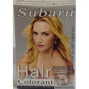 This is an image for this product - Generic Subaru Gold Coral Hair dye - Jumia Kenya. This product is available for purchase from Jumia Kenya and is sold by avia hub.