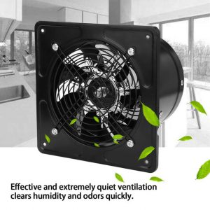 This is an image for this product - Generic 40W 220V White Black Hanging Wall Window Glass Small Ventilator Extractor Exhaust Fans Toilet Bathroom Kitchen Fan - Jumia Kenya. This product is available for purchase from Jumia Kenya and is sold by Fashion Home88.