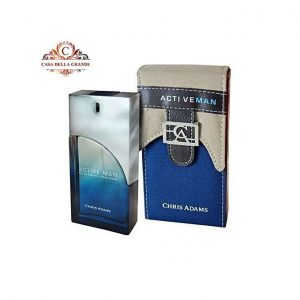 This is an image for this product - Chris Adams Active Man Pour Homme EDP – 100 ML (3.3 FL.OZ.) - Jumia Kenya. This product is available for purchase from Jumia Kenya and is sold by Perfume Point.