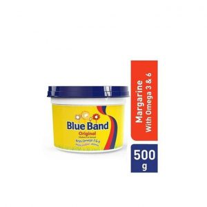 This is an image for this product - Blue Band Margarine - 500g - Jumia Kenya. This product is available for purchase from Jumia Kenya and is sold by UNILEVER SPREADS.