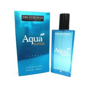 This is an image for this product - Dream Aqua Surge Eau De Toilette - Jumia Kenya. This product is available for purchase from Jumia Kenya and is sold by Anvil Agency.