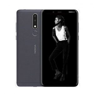 This is an image for this product - Nokia 3.1 Plus(6 inch HD+,3GB+32GB,(13MP+5MP)+8MP Camera,Dual 4G) - Jumia Kenya. This product is available for purchase from Jumia Kenya and is sold by HOZ.