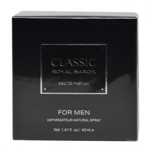 This is an image for this product - Miniso Classic Royal Baron Perfume . - Jumia Kenya. This product is available for purchase from Jumia Kenya and is sold by MINISO.