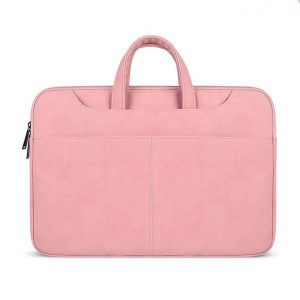 This is an image for this product - Generic ST06S Waterproof PU Leather Zipper Hidden Portable Strap One-shoulder Handbag for 13.3 inch Laptops, with Magic Stick & Suitcase Belt (Pink) - Jumia Kenya. This product is available for purchase from Jumia Kenya and is sold by WTYD.