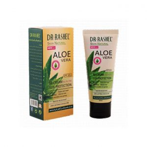 This is an image for this product - Dr. Rashel Aloe Vera BB Cream All-In-One Sun Protection with SPF50+ - Jumia Kenya. This product is available for purchase from Jumia Kenya and is sold by Newlook Designs & Scents.