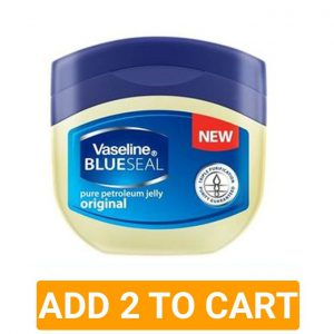 This is an image for this product - Vaseline Petroleum Jelly Original 50ml- Pack of 2. - Jumia Kenya. This product is available for purchase from Jumia Kenya and is sold by GAMAAG AGENCIES.