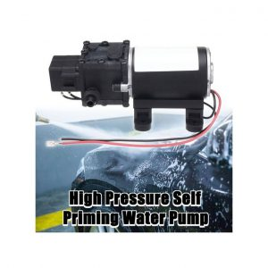 This is an image for this product - Generic High Pressure Self Priming Water Pump 12V 100W Caravan Camping Boat - Jumia Kenya. This product is available for purchase from Jumia Kenya and is sold by The Blue Sky.