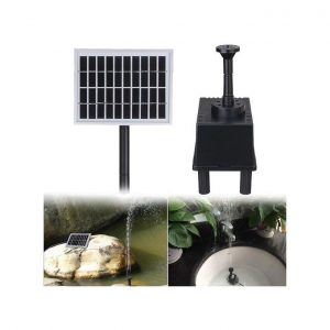 This is an image for this product - Generic Solar Power Pump Fountain Garden Pond Water Pump. - Jumia Kenya. This product is available for purchase from Jumia Kenya and is sold by HYDRA.