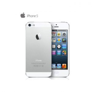 "This is an image for this product - Apple iPhone 5, 4"", 16GB+1GB,  8MP  - Silver - Jumia Kenya. This product is available for purchase from Jumia Kenya and is sold by Apple chan."