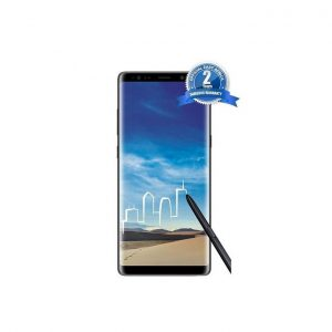 "This is an image for this product - Samsung Galaxy Note 8 - 6.3"" - 64GB - 6GB RAM - Dual SIM - Midnight Black - Jumia Kenya. This product is available for purchase from Jumia Kenya and is sold by Home Electronic stores."