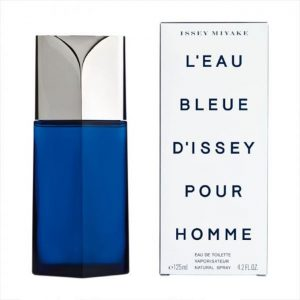 This is an image for this product - Issey Miyake Blue for Men - Eau de Toilette, 125ml - Jumia Kenya. This product is available for purchase from Jumia Kenya and is sold by NABs.