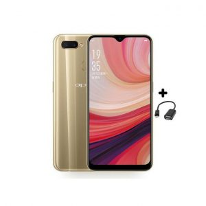 """This is an image for this product - Oppo A7 - 6.2"""" - 64GB+3GB  [Dual SIM] 4G - Gold + FREE OTG Cable - Jumia Kenya. This product is available for purchase from Jumia Kenya and is sold by hang9999."""